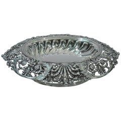 Tiffany Centerpiece Bowl - Large & Heavy - American Sterling Silver - C 1905