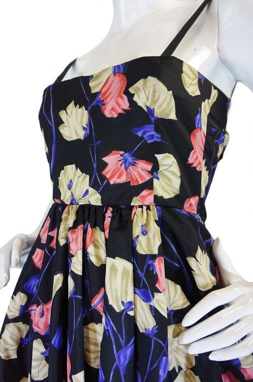 2008 Infamous Prada Couture Silk Dress image 7