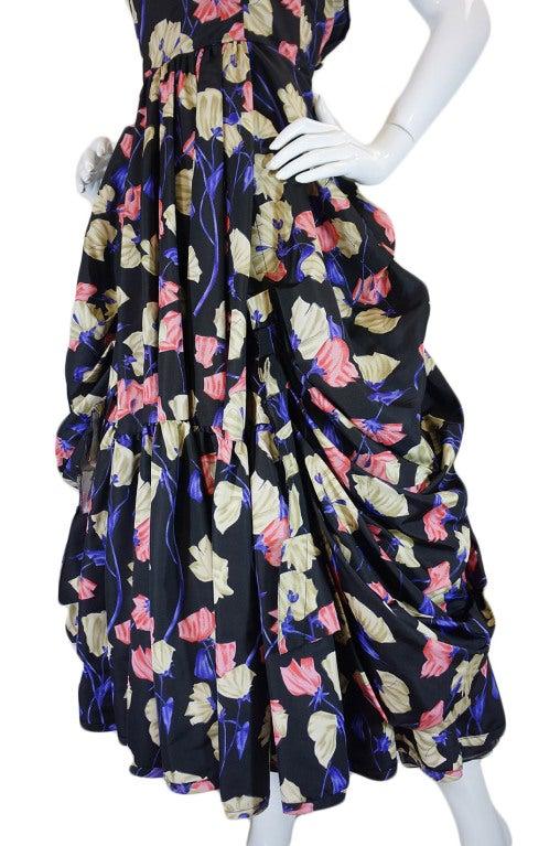 2008 Infamous Prada Couture Silk Dress image 8