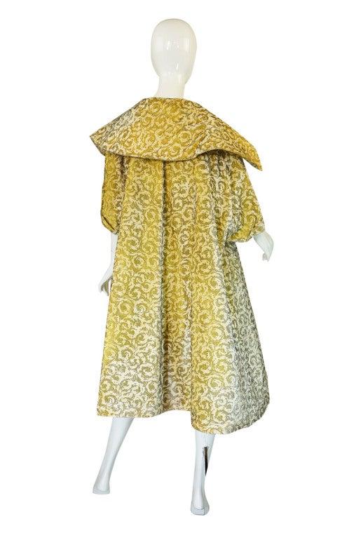 1950s Rare Ceil Chapman Dress & Coat 3