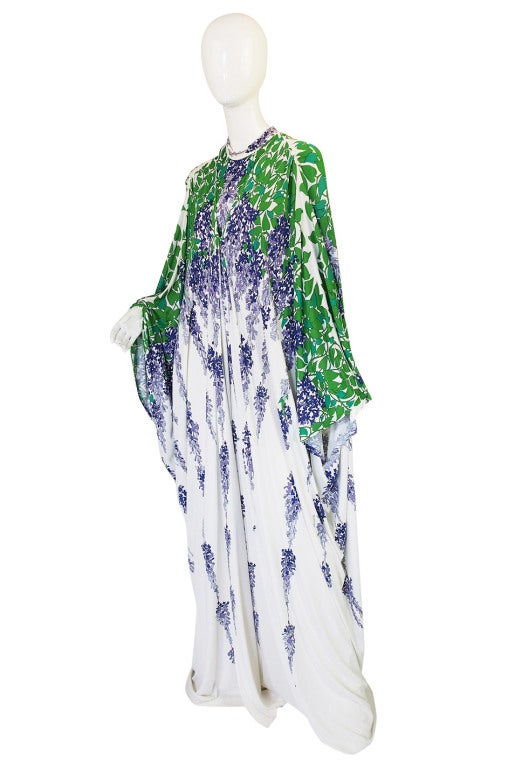 1970s Domitivalli Caftan and Maxi Dress image 2