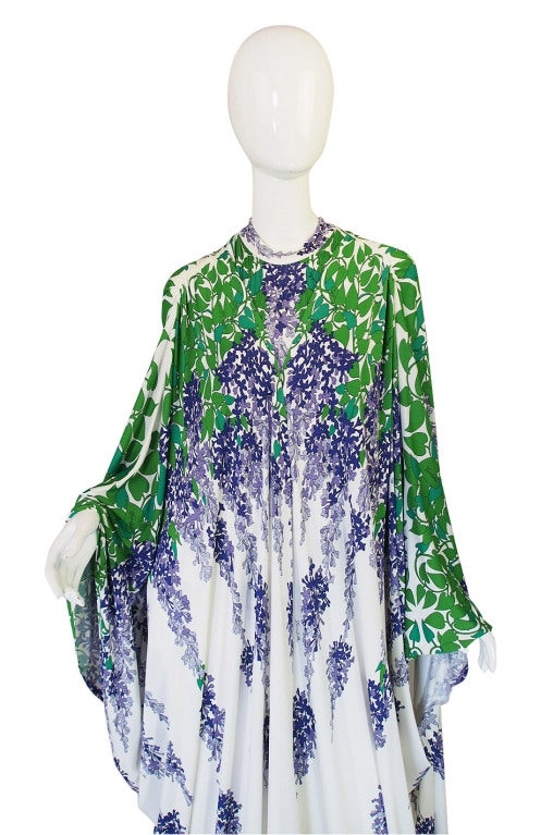 1970s Domitivalli Caftan and Maxi Dress image 6