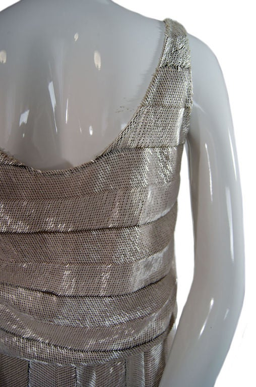 Numbered Couture 1920s Jeanne Paquin Gown 6