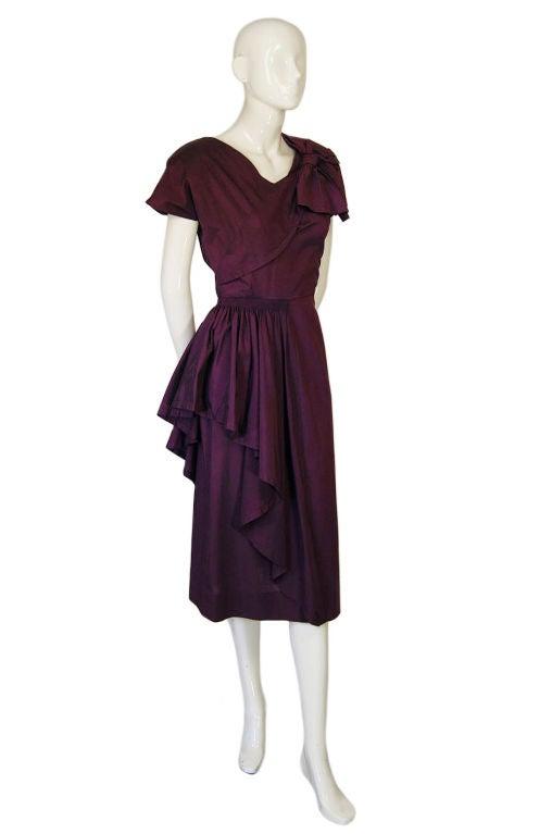 1940s Rare Eisenberg Original Dress 2