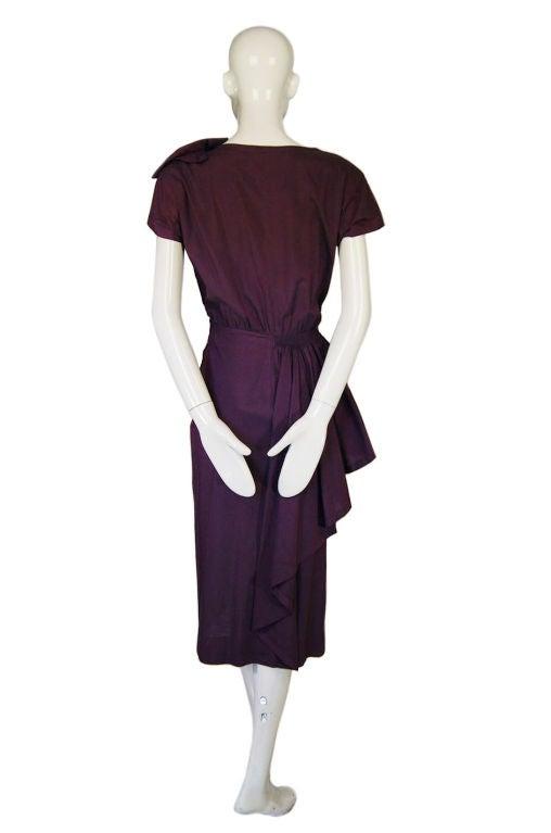 1940s Rare Eisenberg Original Dress 3