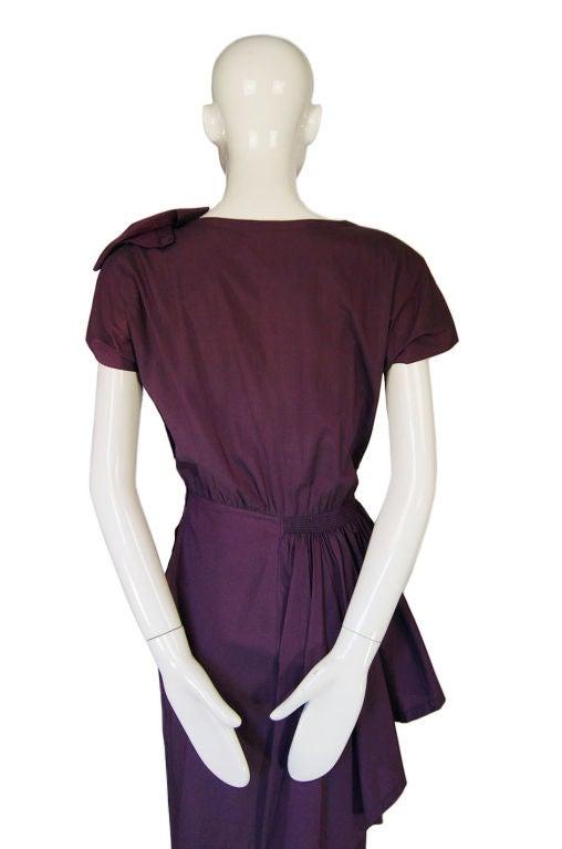 1940s Rare Eisenberg Original Dress 6