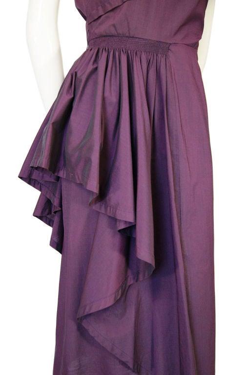 1940s Rare Eisenberg Original Dress 7
