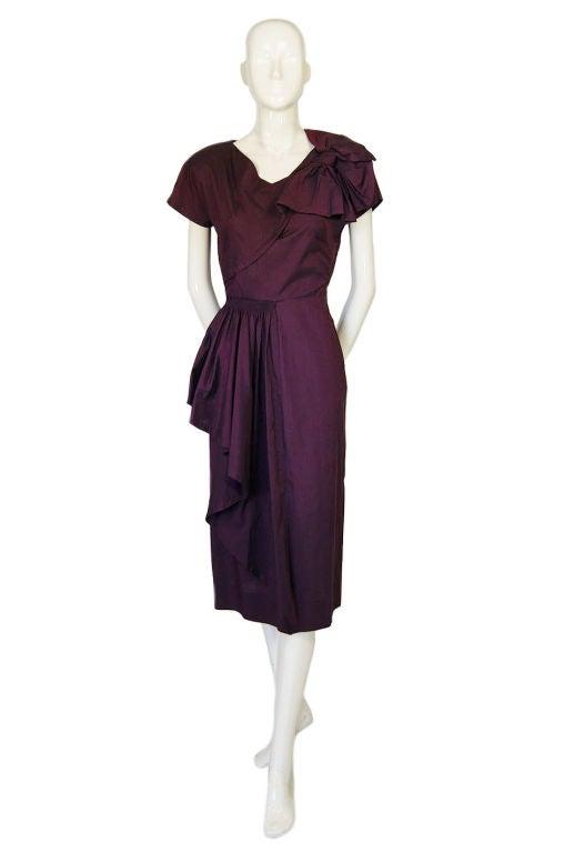 1940s Rare Eisenberg Original Dress 9