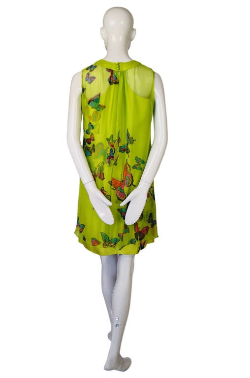 1960s Hanae Mori Butterfly Baby Doll image 2