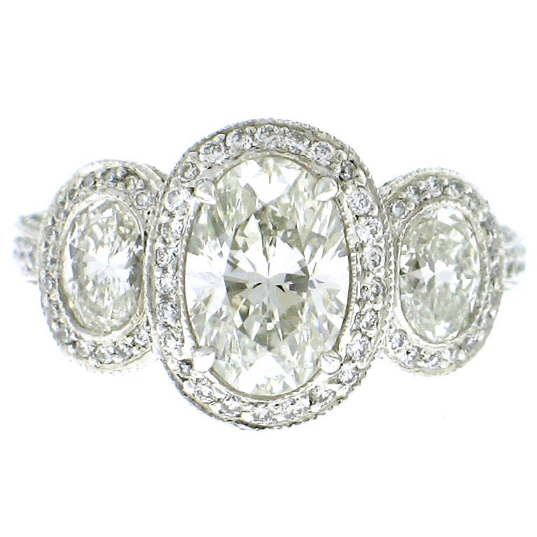 Engagement Rings  Ovals