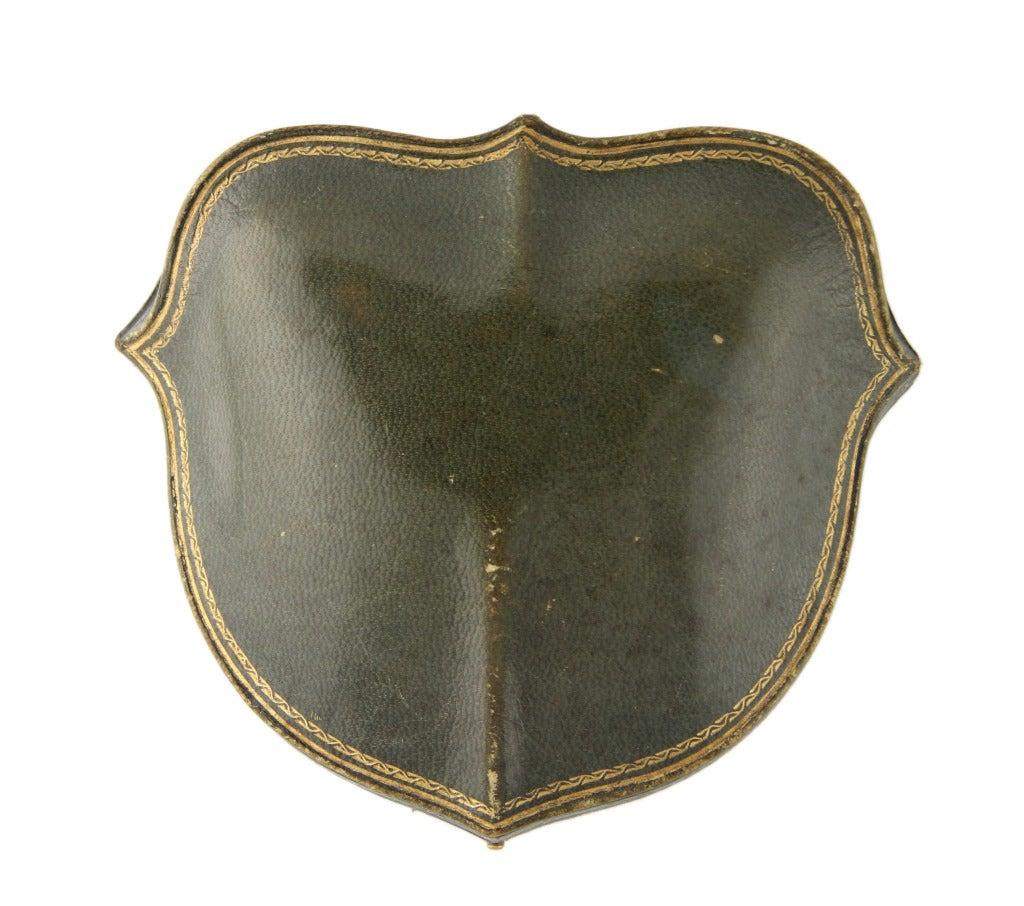 Late 19th Century Diamond and Garnet Brooch image 5