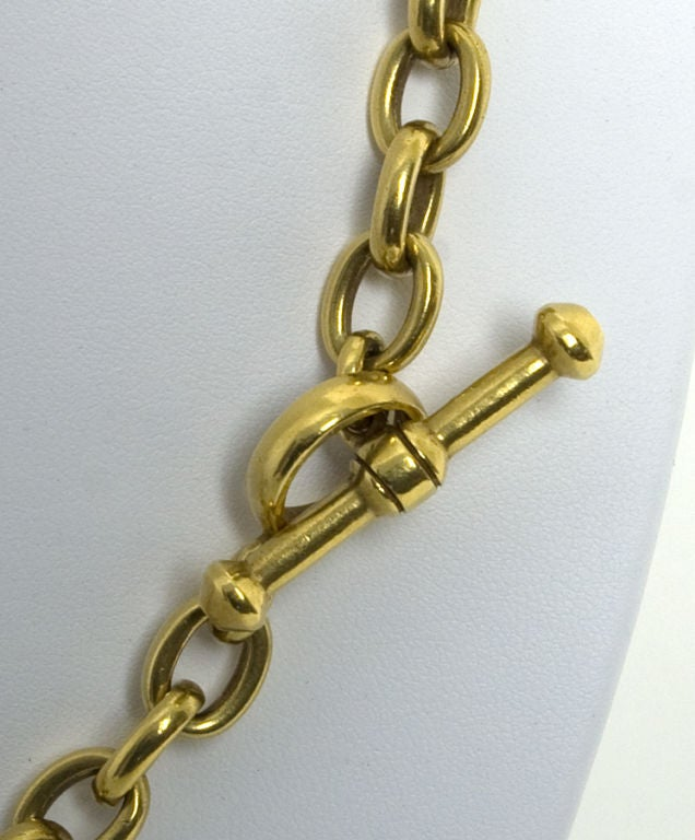 Kieselstein-Cord Gold Chain Necklace 3