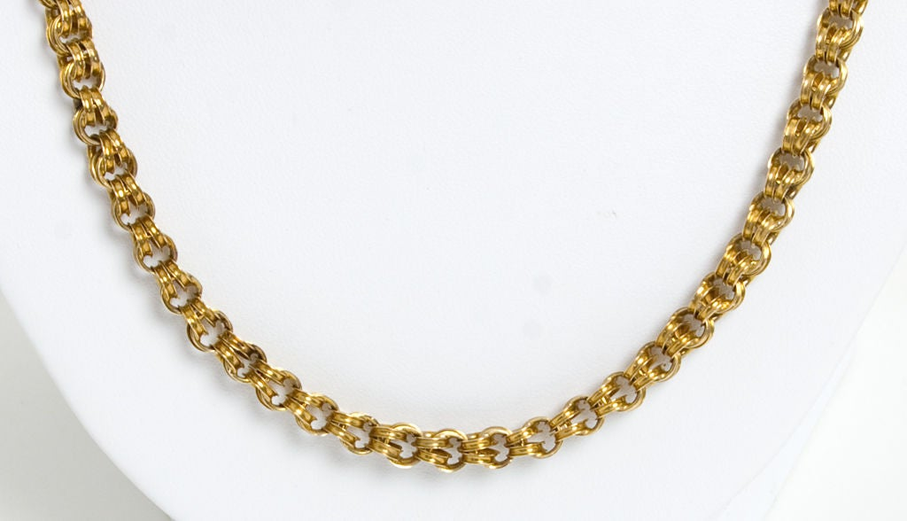 Victorian Gold Chain 2