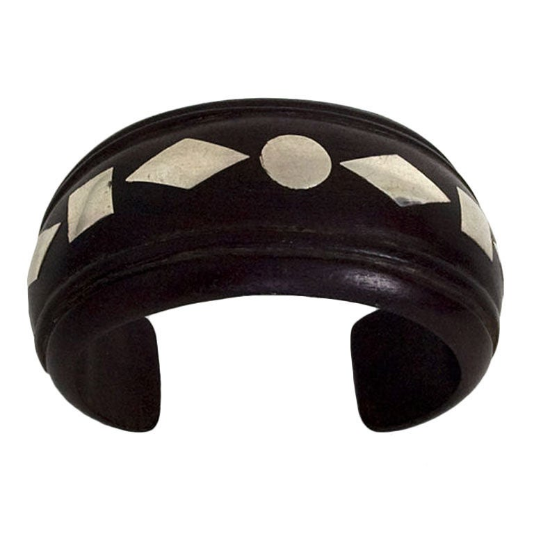 William Spratling Cuff Bracelet