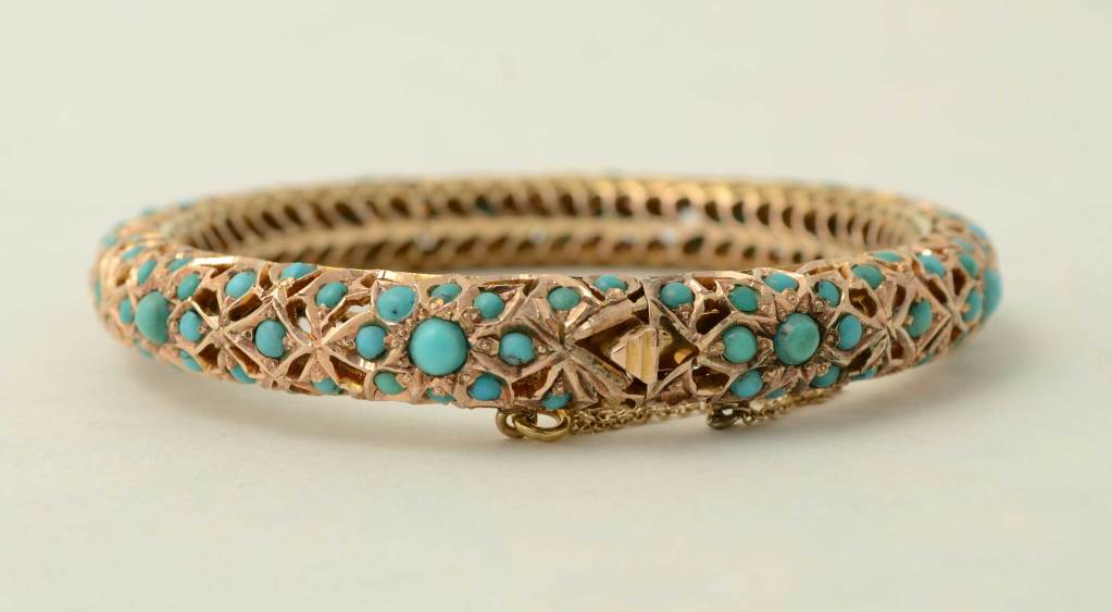 Turquoise Gold Bracelet The Best Ancgweb Org Of 2018