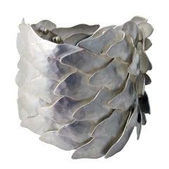 Silver Scales Bracelet