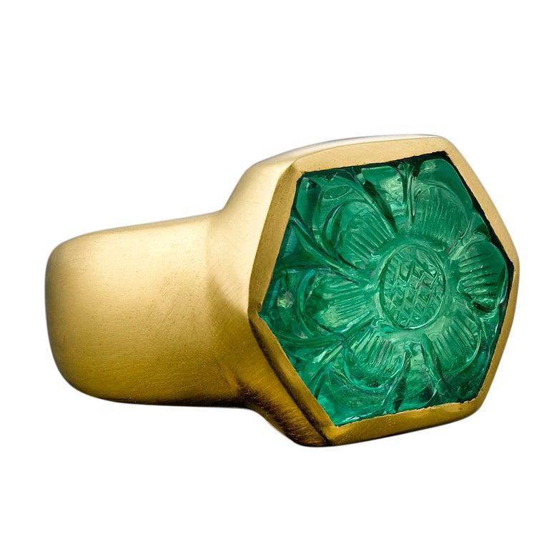 Mogul Emerald Ring 1