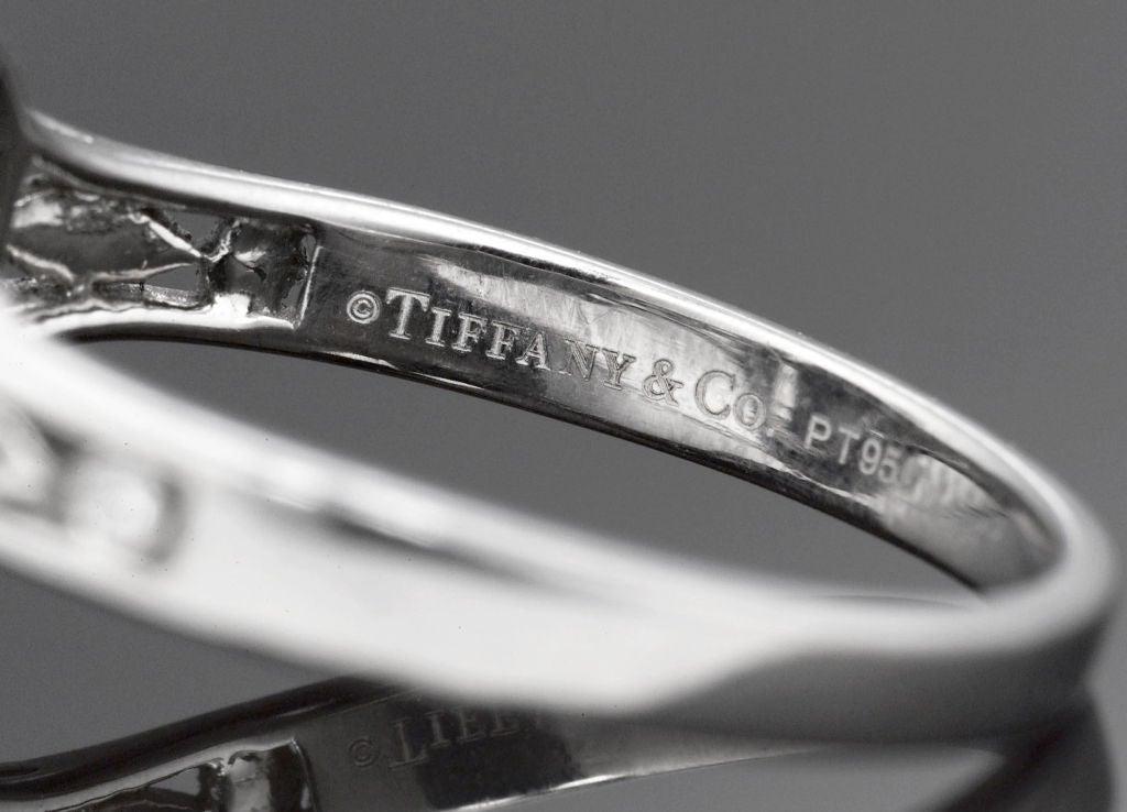 Tiffany & Co. Black Opal Ring 2