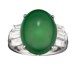 Imperial Jadeite Ring