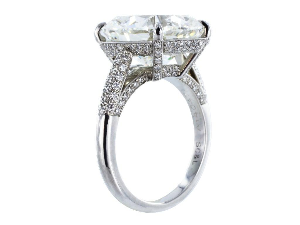 cushion cut diamond cushion cut diamond solitaire rings