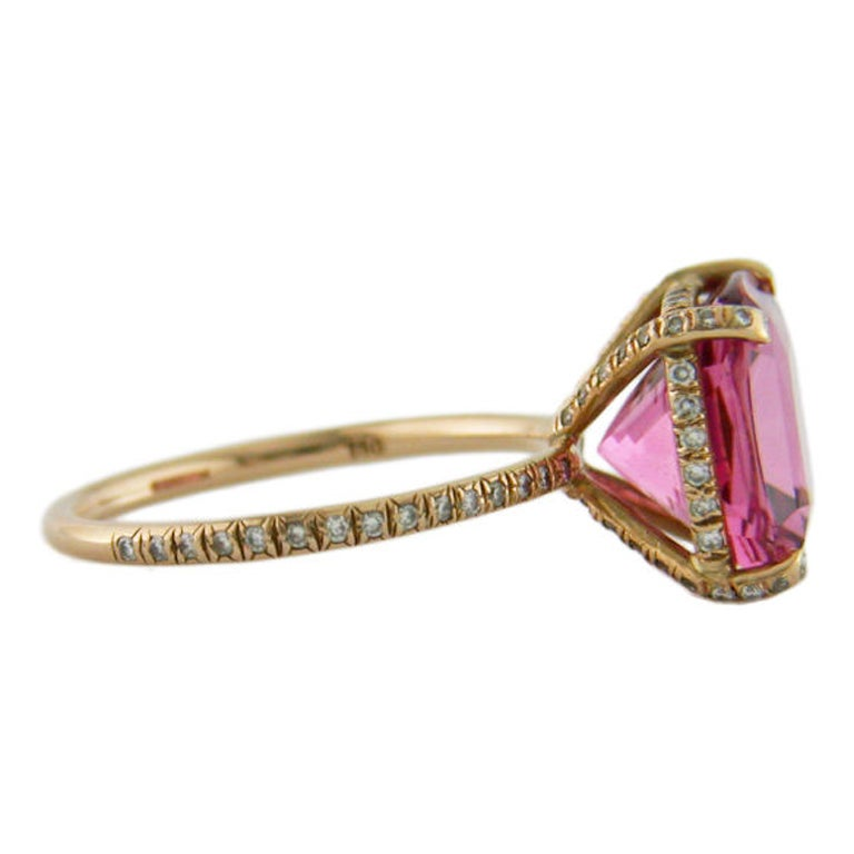 Vera Wang Tourmaline Ring At 1stdibs