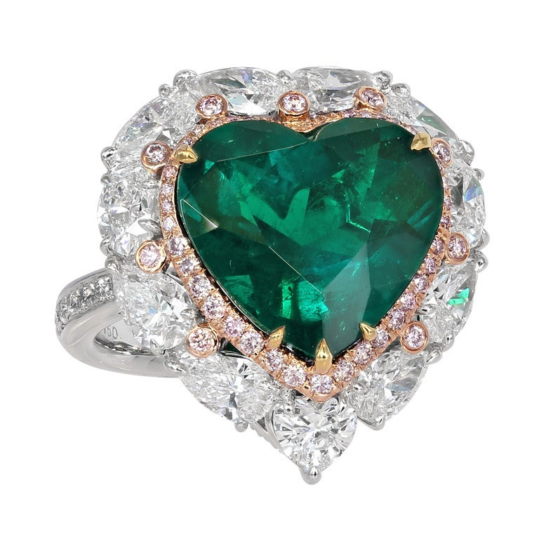 emerald rings images