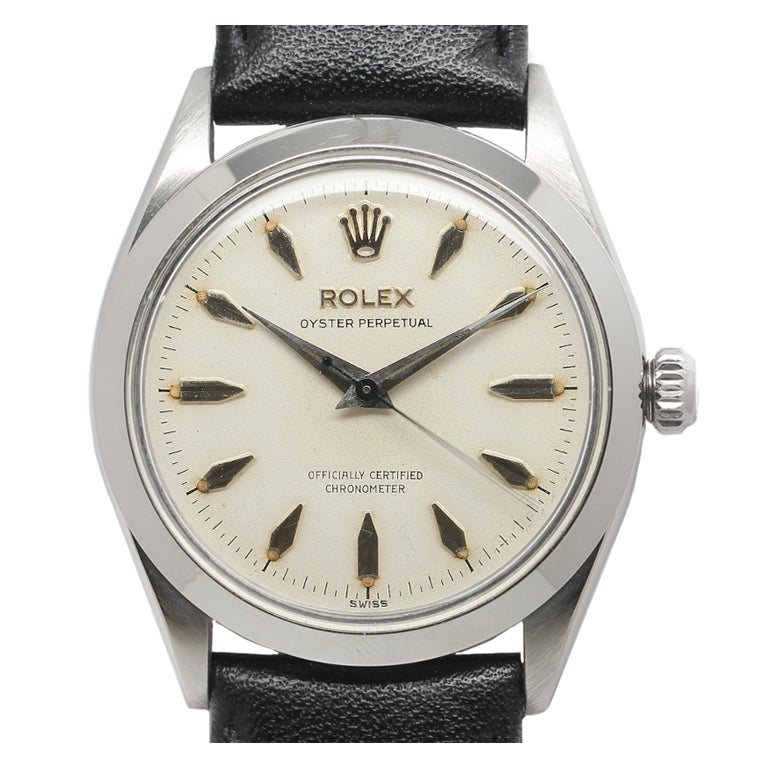 New Rolex Oyster Perpetual Date