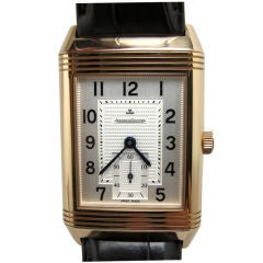 Jaeger Lecoultre 18K Pink Gold Reverso XL ref.3732420