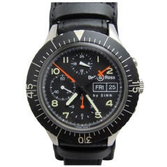 Bell & Ross for Sinn Military M1 Chronograph