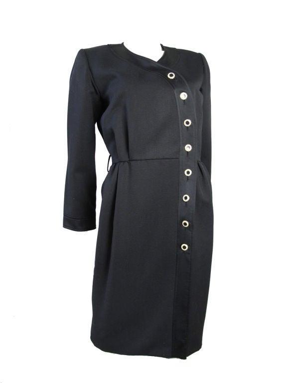Women's Yves Saint Laurent Cocktail Dress  For Sale