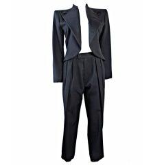Yves Saint Laurent Le Smoking Suit