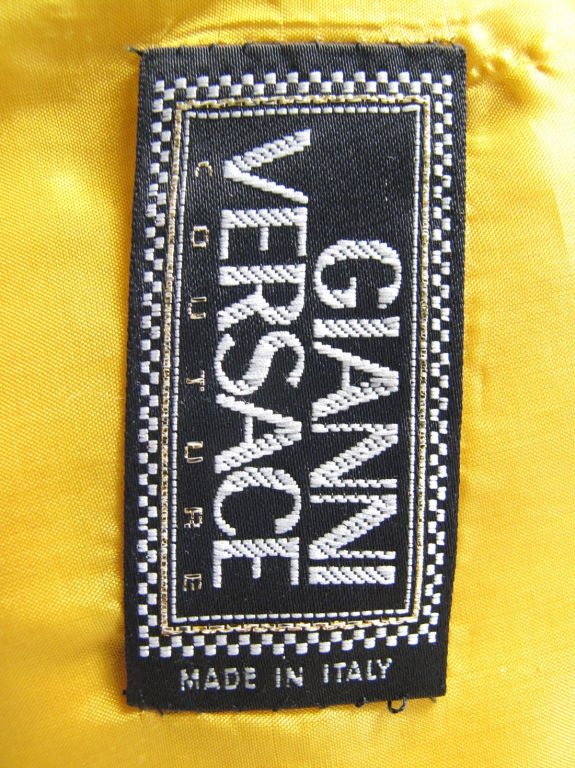 Versace Couture Denim Jacket 3