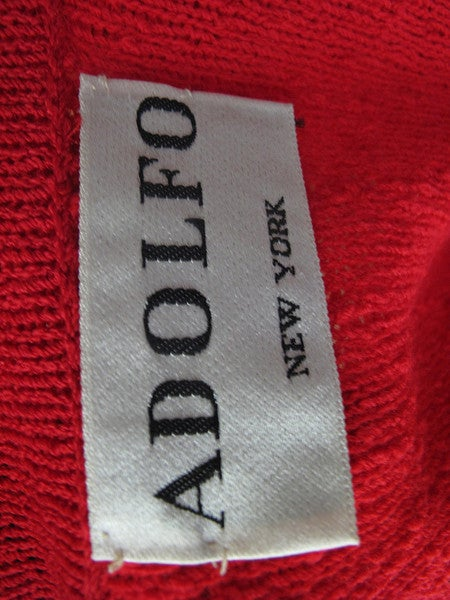 ADOLFO Cardigan For Sale 1