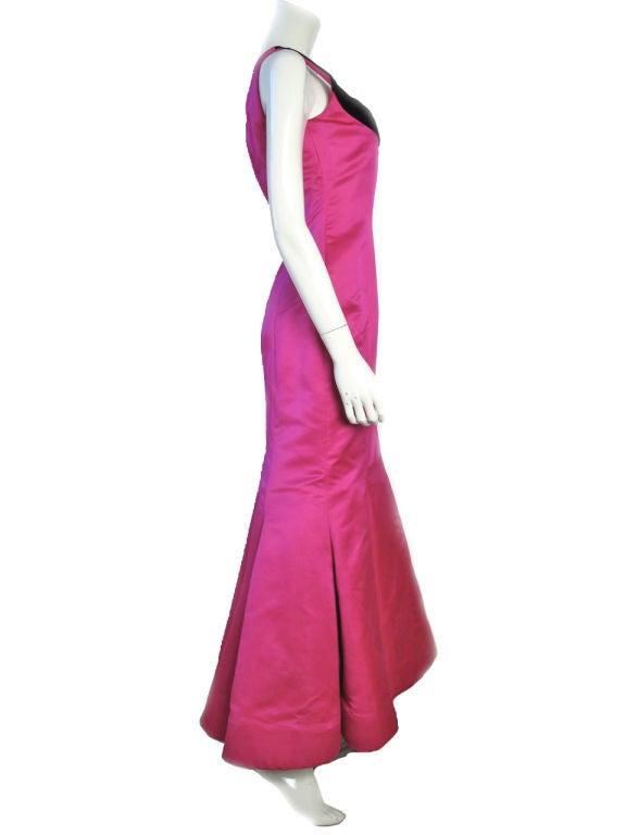 Scaasi Pink Ballgown Sale 2