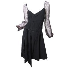 1980s Giorgio Sant Angelo Dress