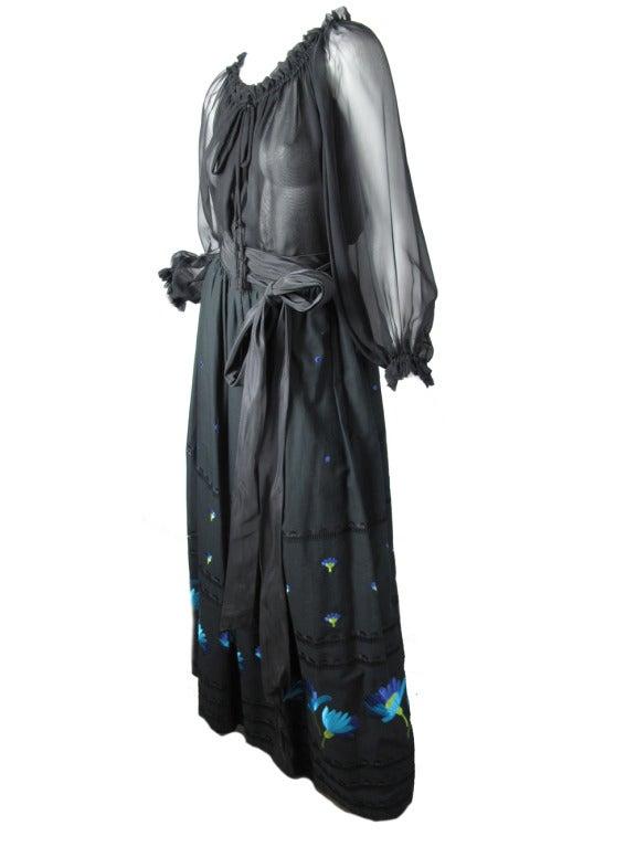 1960s Adolfo peasant  skirt 3