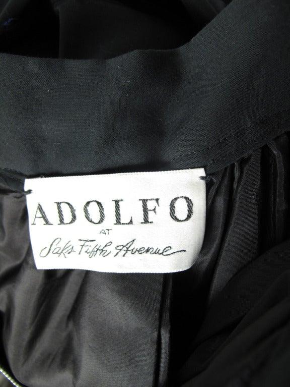 1960s Adolfo peasant  skirt 5