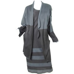 Chloe tank dress and cardigan