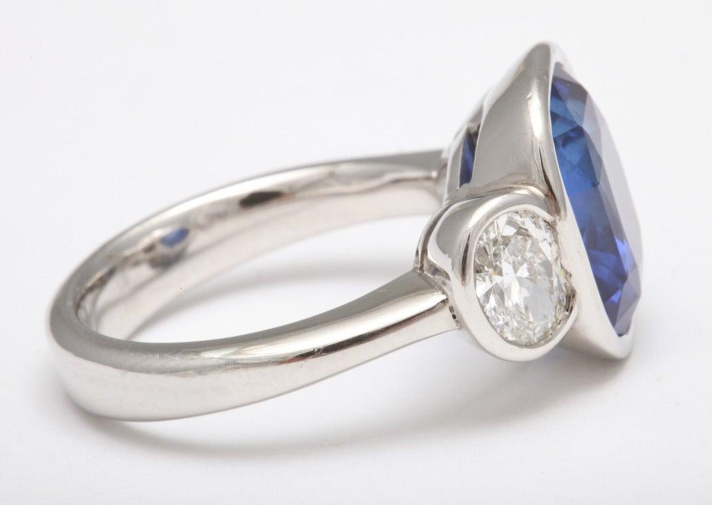 Natural Unheated Ceylon Sapphire Diamond Platinum Ring For. Oval Shape Engagement Rings. Hof Engagement Rings. 3stoneengagement Engagement Rings. Octagonal Engagement Rings. Scorpion Rings. Mermaid Engagement Rings. Gothic Style Wedding Rings. Climbing Wedding Rings
