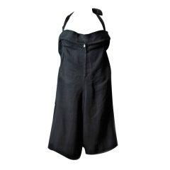 Yohji Yamamoto Wide Pants/ Jumper sale