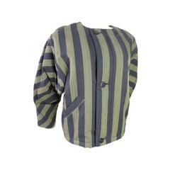 Plantation Striped Coat