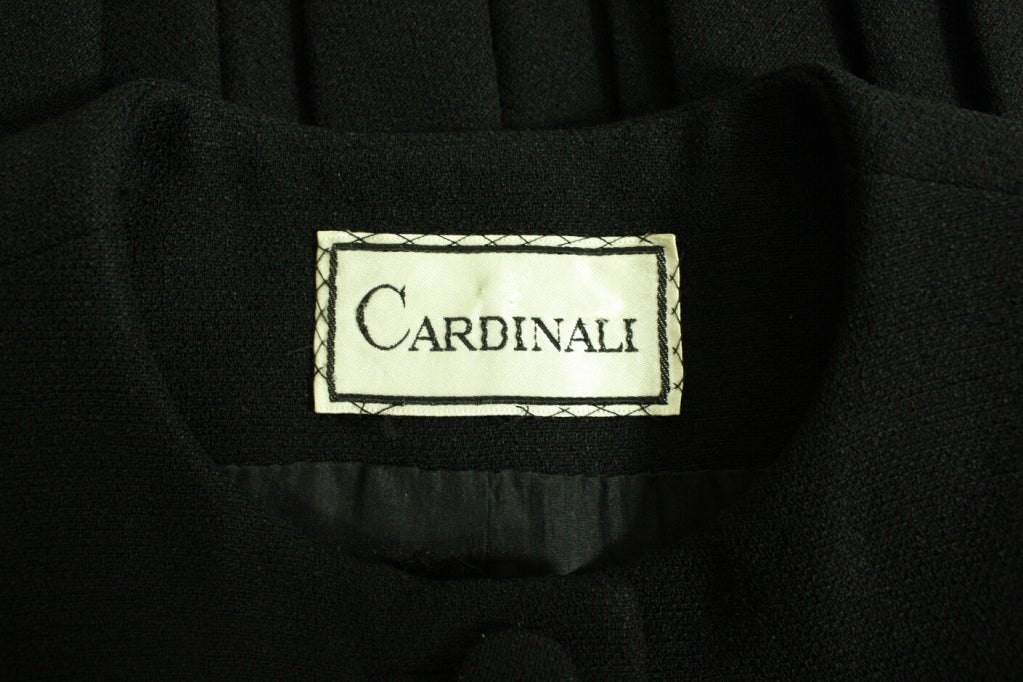 1960's Cardinali Ensemble with Car Wash Hem 10