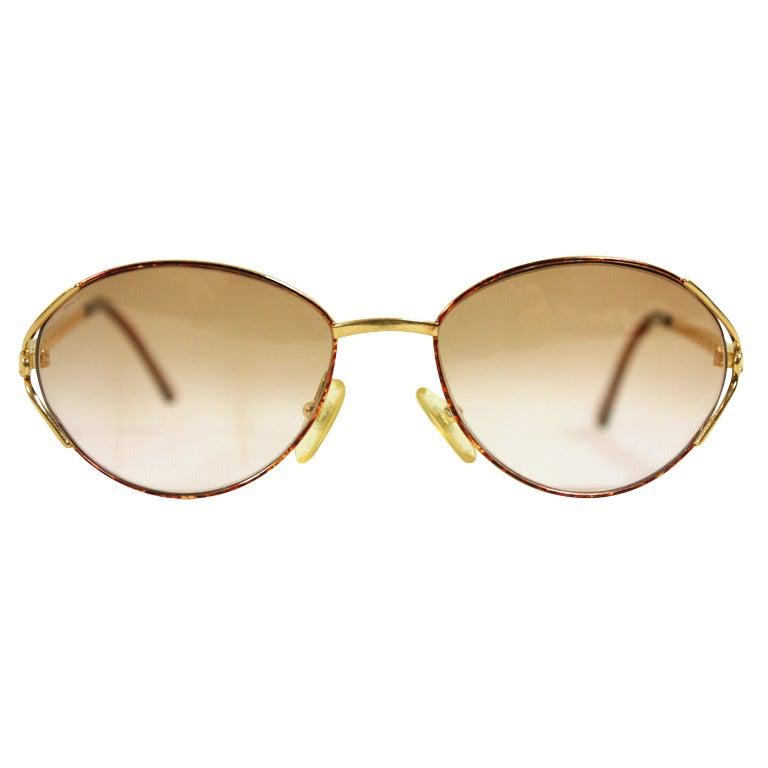 1980's Christian Dior Sunglasses 1