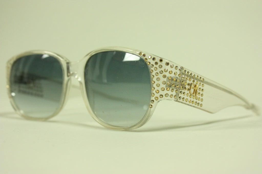 1980's Emmanuel Khanh Sunglasses 2
