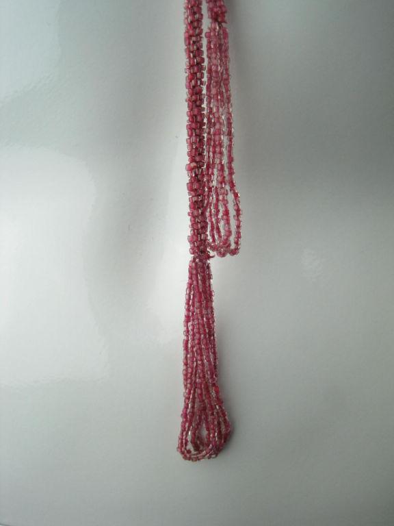 1920's Extra Long Sautoir Necklace 4