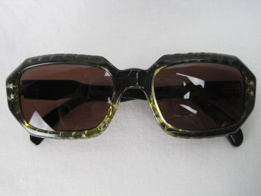 1960's French Sunglasses 9