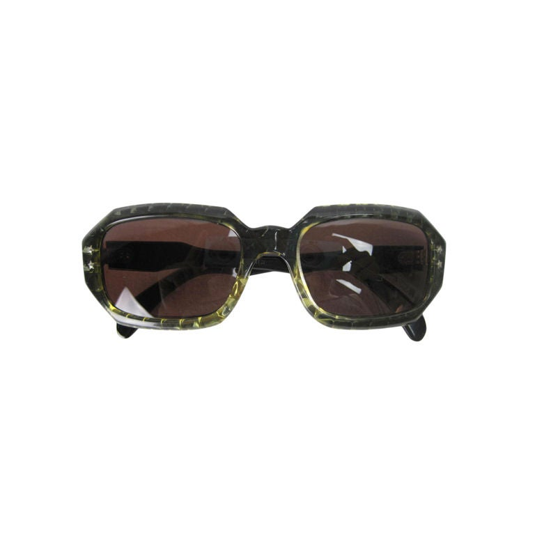 1960's French Sunglasses 1