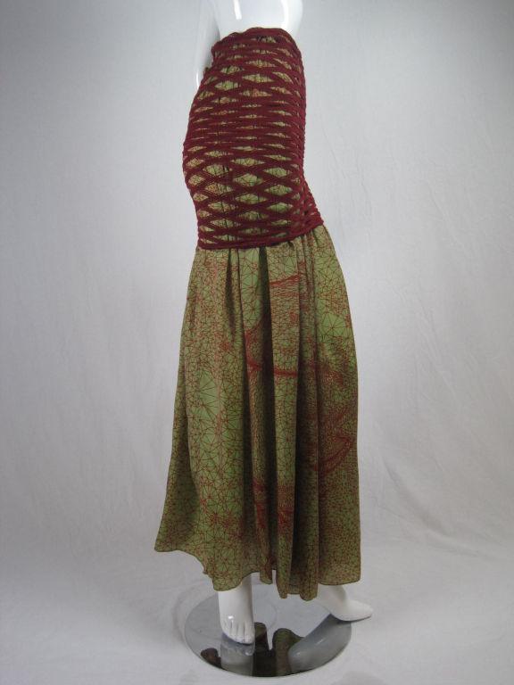 Jean Paul Gaultier Double Layered Skirt 2