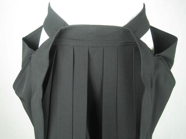 Yohji Yamamoto Pleated Skirt image 6