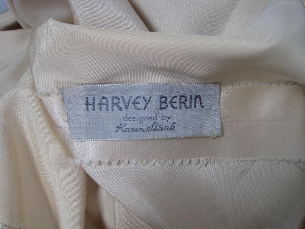 1950's Harvey Berin Chantilly Lace Cocktail Dress 10